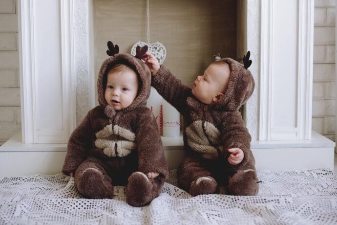 Zwillinge erziehen