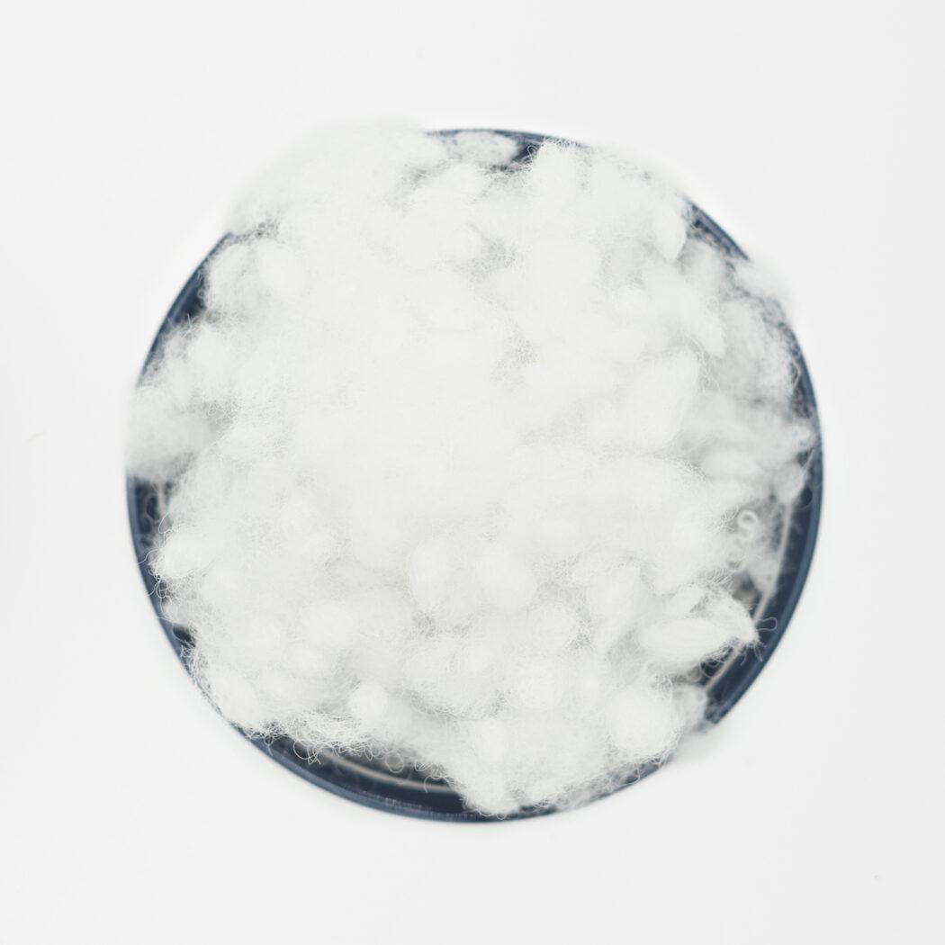 Stillkissenfüllungen im Vergleich - Polyester-Hohlfaser