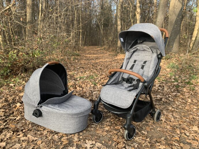 ABC Design Circle Flash Buggy mit Babywanne
