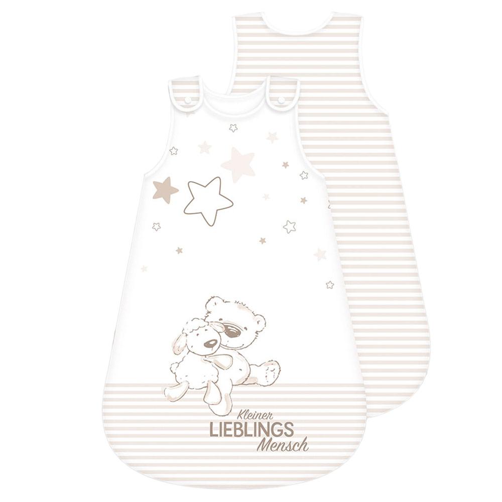 baby nachts anziehen
