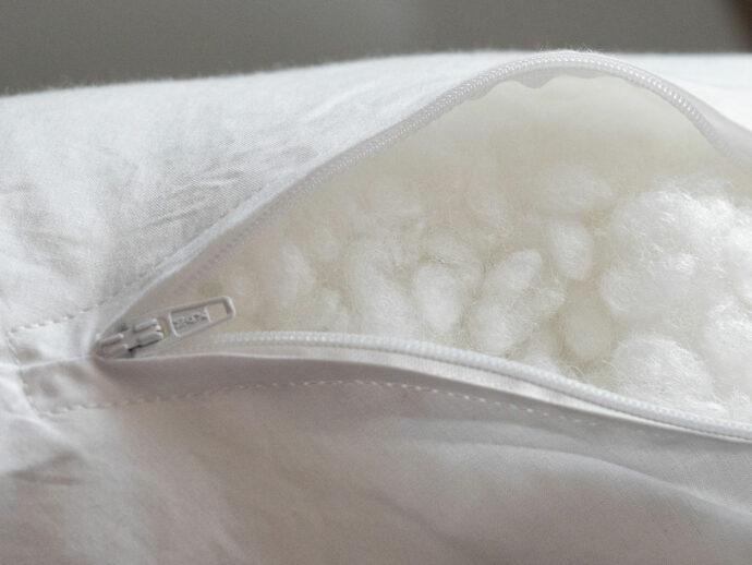 Polyester-Hohlfasern Stillkissen nachfüllen