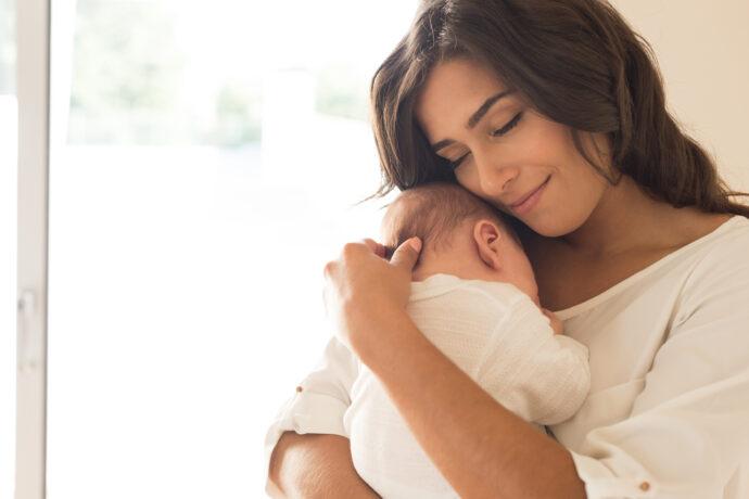 Geschenke zur Geburt für die Mutter