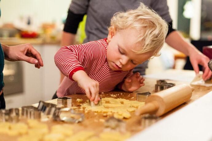 rezept plätzchen zum ausstechen mit kindern