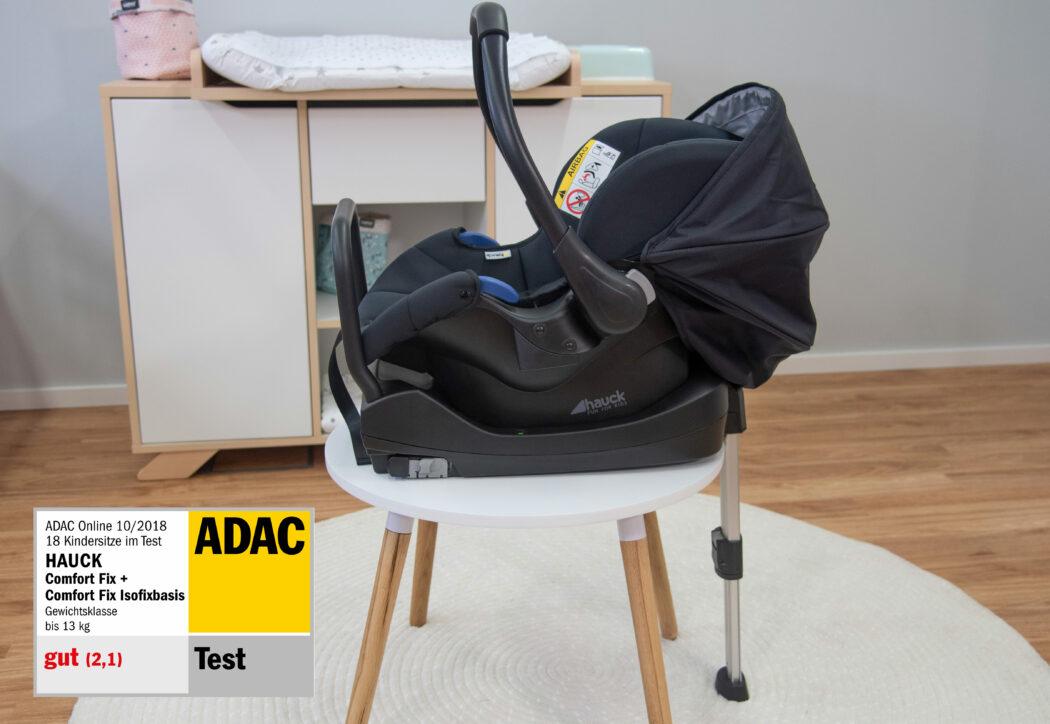 Hauck Comfort-Fix Babyschale