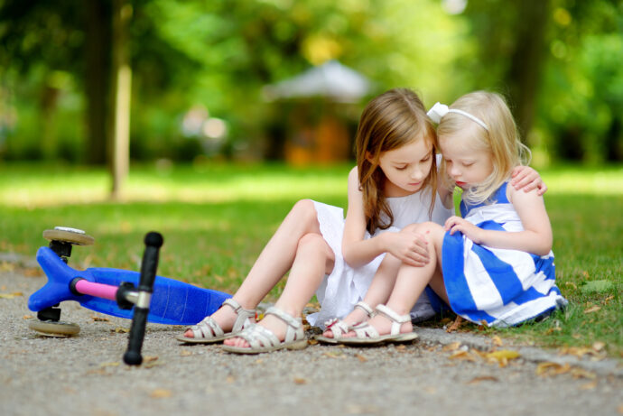 empathie lernen kleinkinder