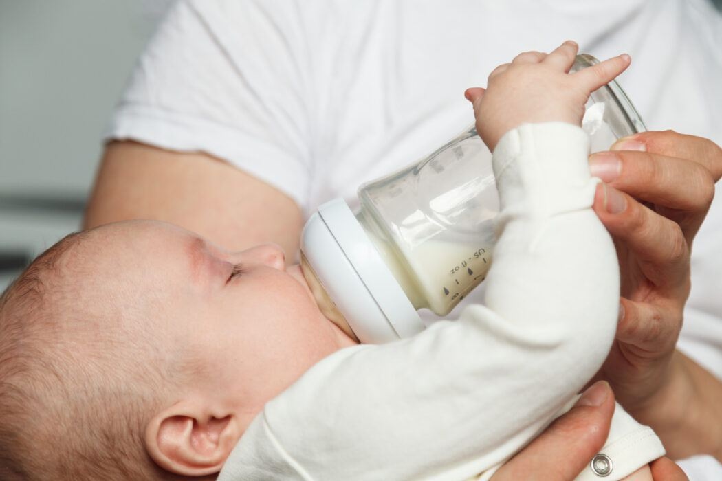 babyflaschen glas oder kunststoff