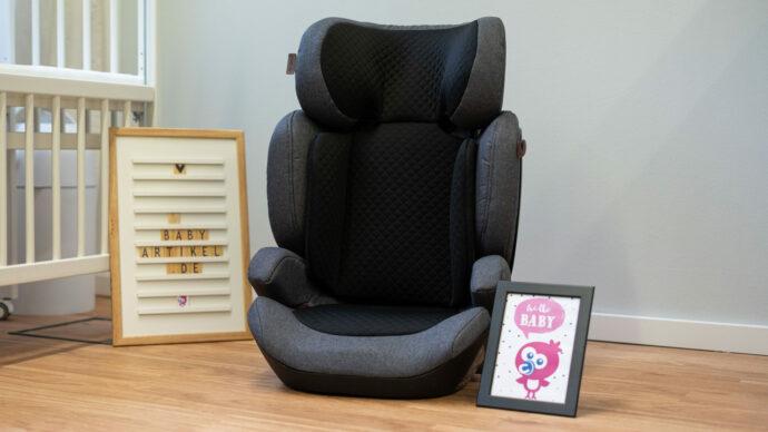 Kindersitz-Test ABC Design Mallow