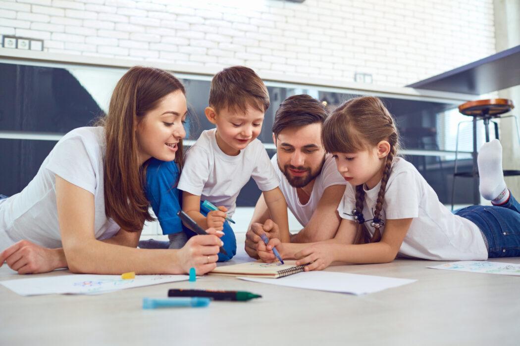 familienregeln aufstellen