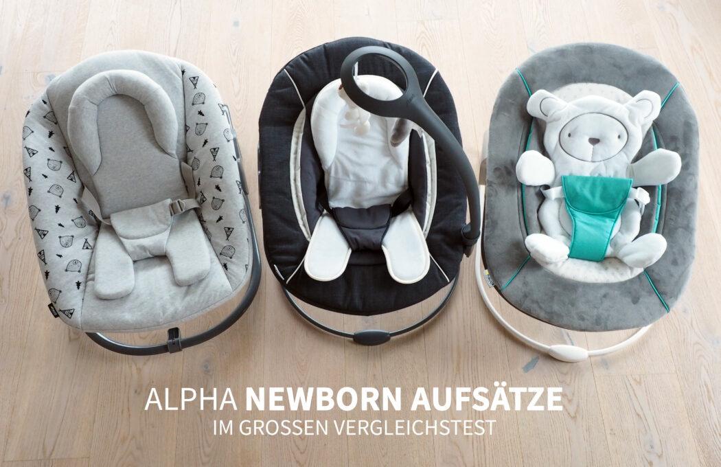 Hauck Alpha Newborn Bouncer im Vergleich - Test