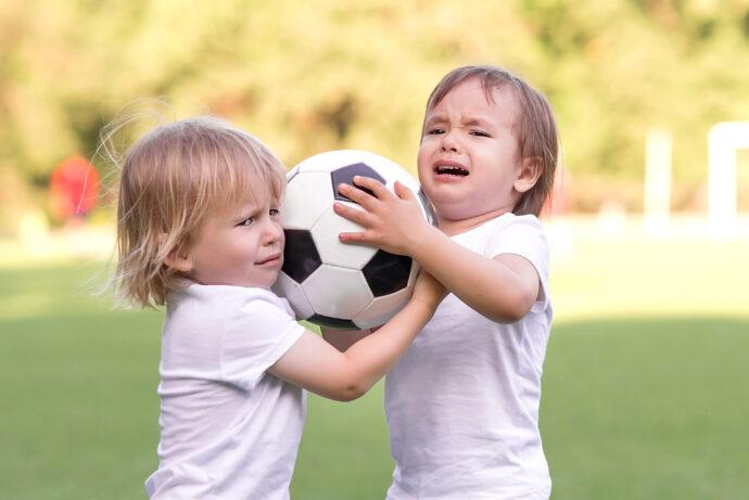 konflikte zwischen kindern
