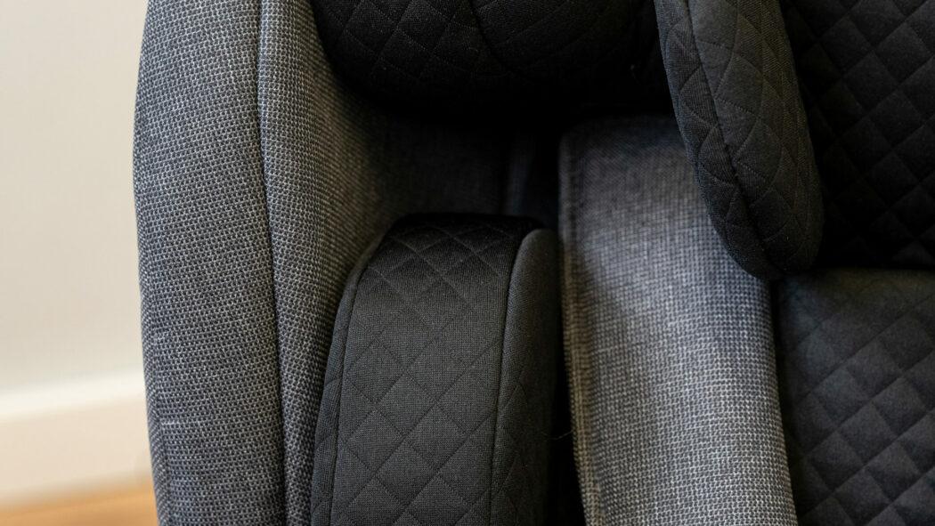 Kindersitz-Test Aspen Aufprallschutz