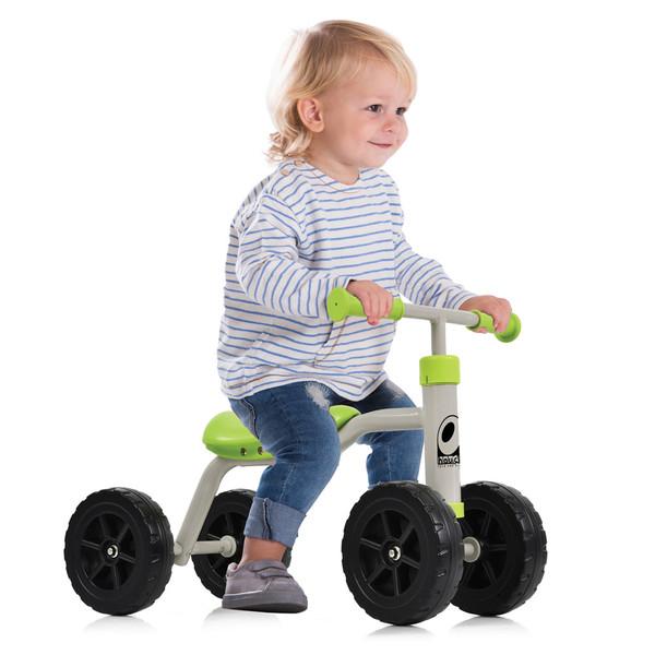 rutschauto baby rutschfahrzeug test vergleich rutscher hauck first ride rutschauto ab wann