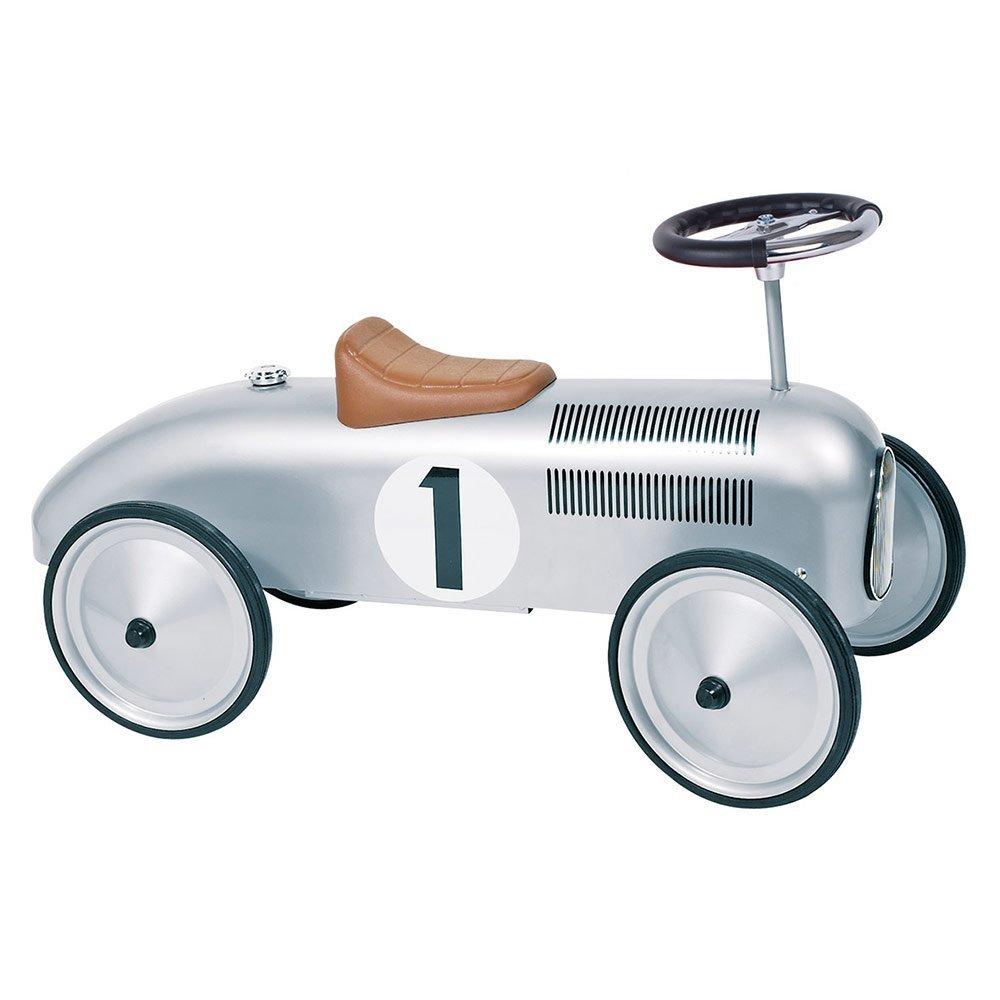 rutschauto baby rutschfahrzeug test vergleich rutscher goki oldtimer rutschauto ab wann