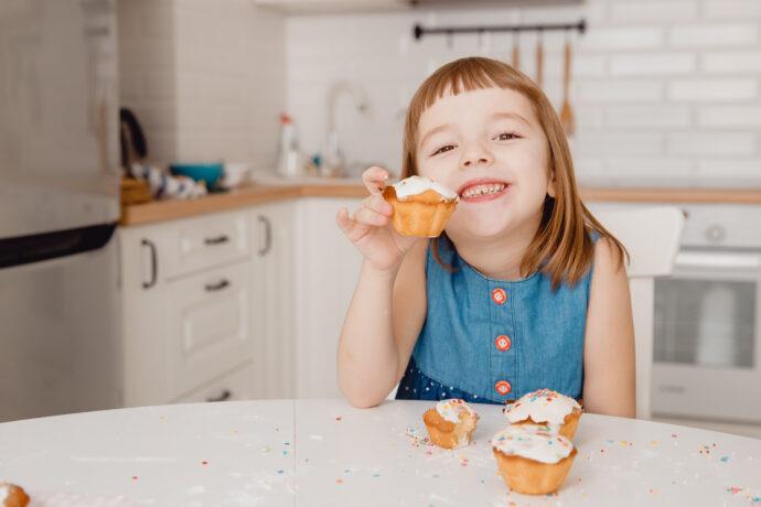 muffins fuer kinder rezept