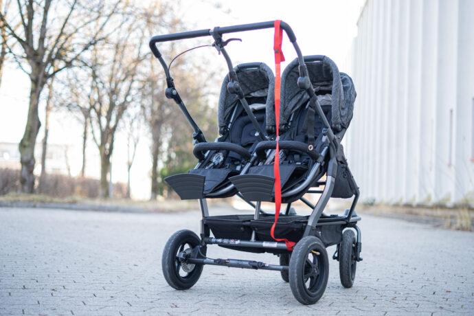 Kinderwagen und Buggy für Geschwister und Zwillinge im Test