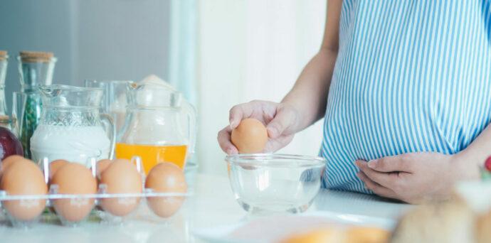 salmonellen schwangerschaft gefährlich baby rohe eier schwangerschaft salmonelleninfektion