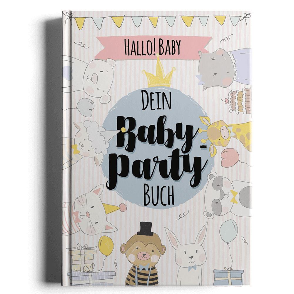 babyparty geschenk babyparty buch