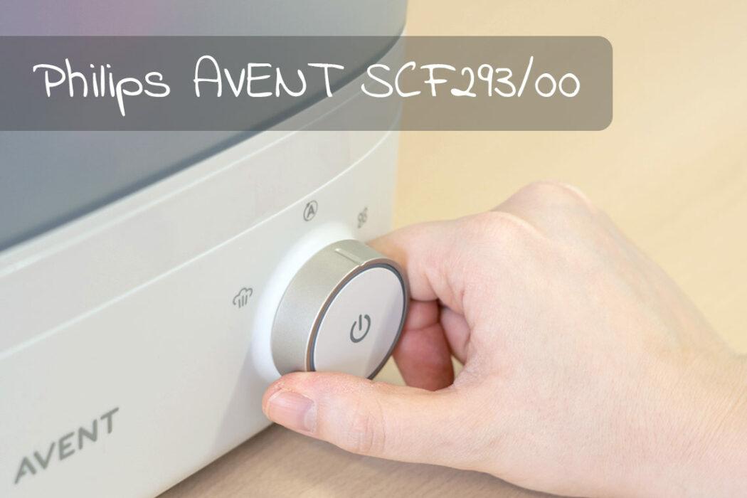 Tasten und Funktionen Philips Avent, Baby Fläschchen Sterilisator