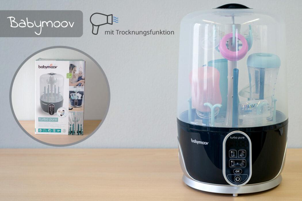 Vergleich Babymoov Dampf-Sterilisator Turbo Pure