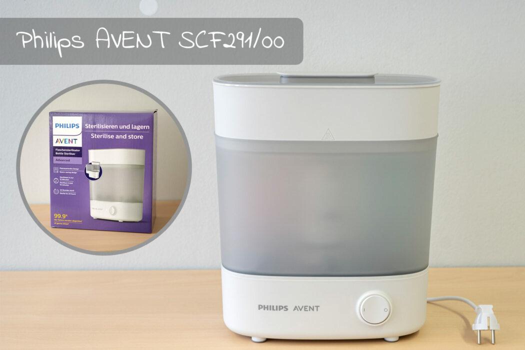 Vergleich Philips AVENT Dampfsterilisator 2in1 SCF291/00