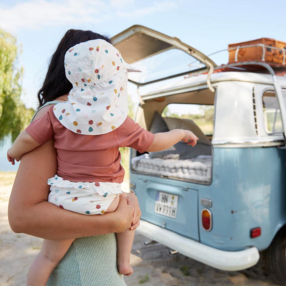 Sonnenschutz Baby Lässig Sonnenhut Schirmmütze