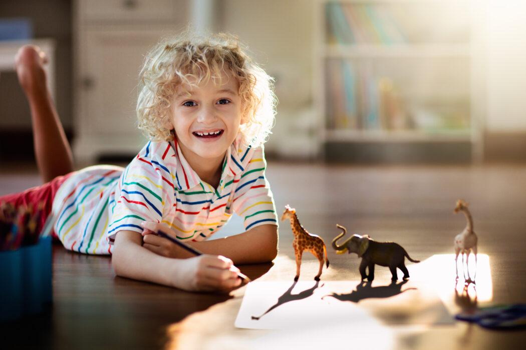 schattenbilder, schattenspiele, experimente für kinder