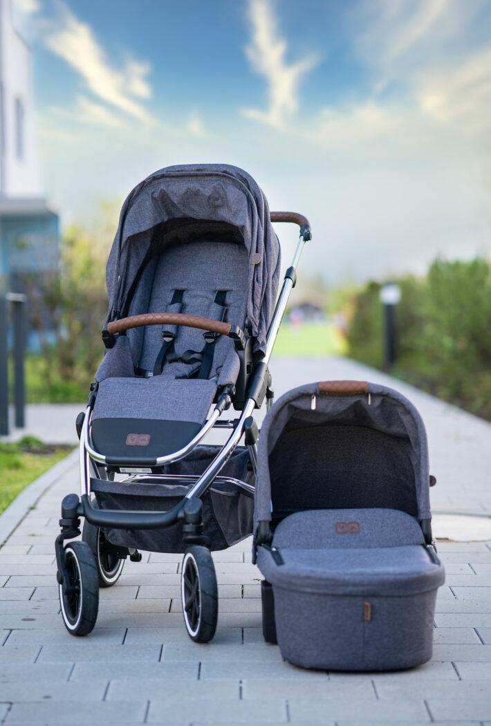 Test ABC Design Kombi-Kinderwagen Salsa 4 Air