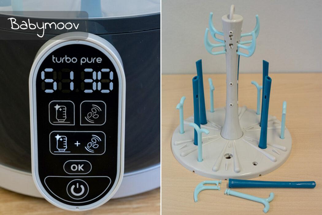 Babymoov im Dampfsterilisator Test, Sterilisator Test baby