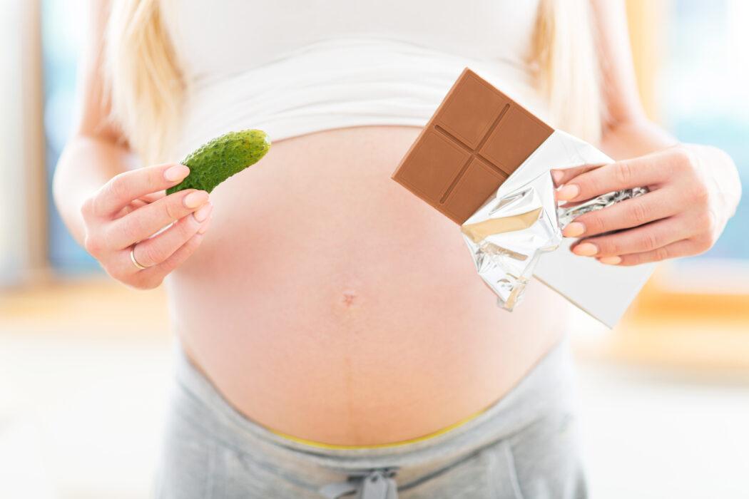 schwangerschaftsgelüste, heißhungerattacken
