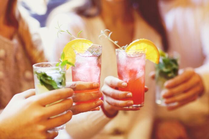 Alkoholfreie Cocktails Rezepte