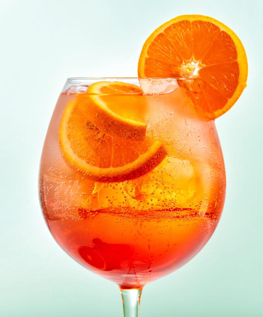Alkoholfreier Spritz