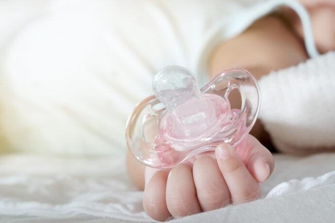Schnuller Test Öko-Test Baby Silikon Schnuller Bips Mam Nip