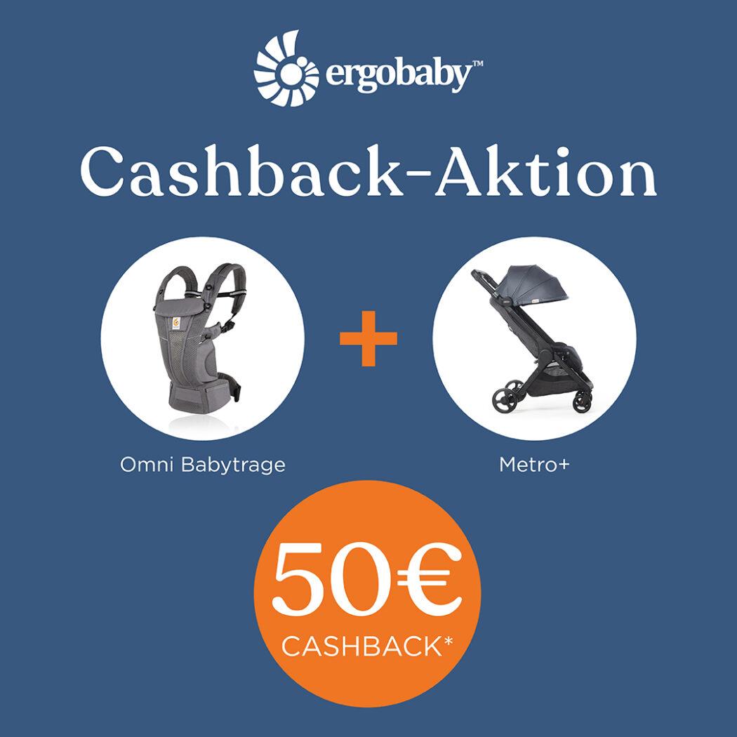 ergobaby cashback aktion 2021 geld zurück ergobaby omni metro+ reisebuggy babyartikel.de