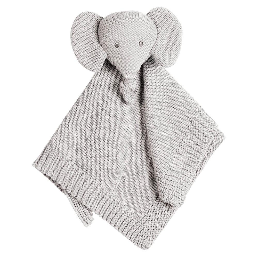 nattou strick schmusetuch elefant tembo