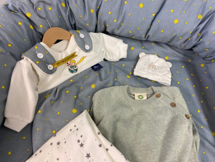 biokleidung, nachhaltige babykleidung, alvi schlafsack, lässig strampler